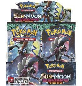 Pokemon Sun & Moon - Guardians Rising - Booster Box