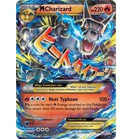 Pokemon Mega-Charizard-EX - 12/83 - Holo Rare EX