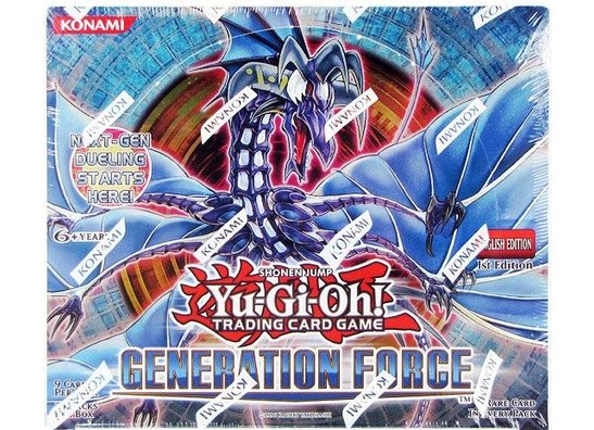 Generation Force - GENF