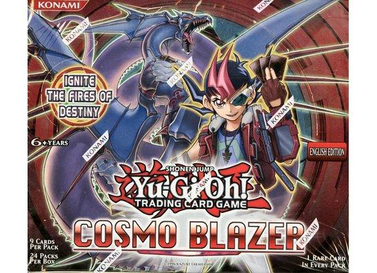 Cosmo Blazer -CBLZ