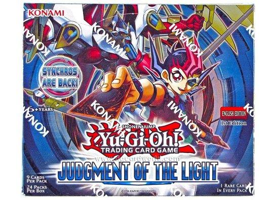 Judgment of the Light - JOTL