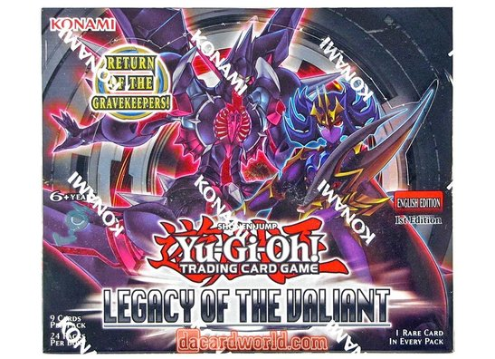 Legacy of the Valiant - LVAL