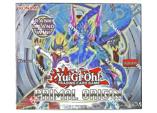 Primal Origin - PRIO