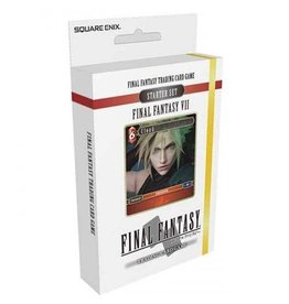 Square Enix Final Fantasy - Fire and Earth - VII Starter Deck
