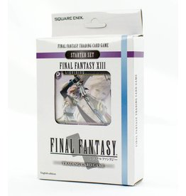 Square Enix Final Fantasy - Ice and Lightning - XIII Starter Deck