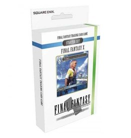 Square Enix Final Fantasy - Wind and Water - X Starter Deck
