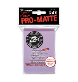 Ultra Pro Ultra Pro - Card Protector Standard - Matte Lilac