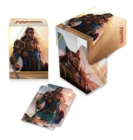 Wizards of The Coast Magic The Gathering - Amonkhet Deck Box - Gideon
