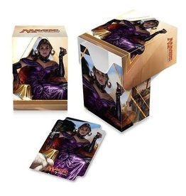 Wizards of The Coast Magic The Gathering - Amonkhet Deck Box - Liliana