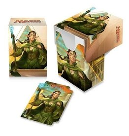 Wizards of The Coast Magic The Gathering - Amonkhet Deck Box - Nissa
