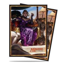 Wizards of The Coast Ultra Pro Amonkhet Standard Sleeves (80ct) - Liliana
