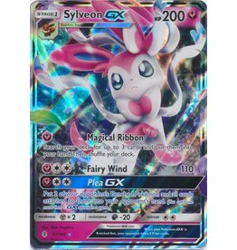 Pokemon Sylveon GX - 92/145 - GX Rare