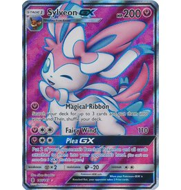 Pokemon Sylveon GX - 140/145 - GX Ultra Rare Full Art