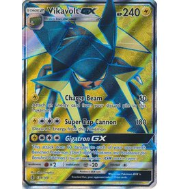 Pokemon Vikavolt GX - 134/145 - GX Ultra Rare Full Art