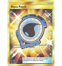 Pokemon Aqua Patch - 161/145 - Secret Rare