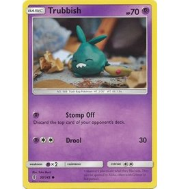 Pokemon Trubbish - 50/145 - Common