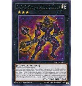 Konami D/D/D Stone King Darius - MACR-EN045 - Rare