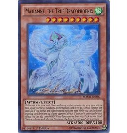 Konami Mariamne, the True Dracophoenix - MACR-EN026 - Ultra Rare