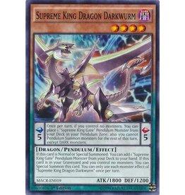 Konami Supreme King Dragon Darkwurm - MACR-EN019 - Common