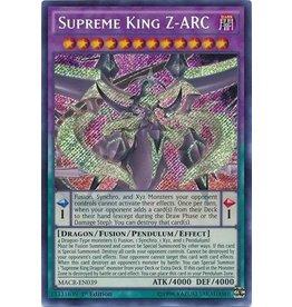 Konami Supreme King Z-ARC - MACR-EN039 - Secret Rare