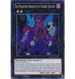 Konami The Phantom Knights of Cursed Javelin - MACR-EN042 - Super Rare