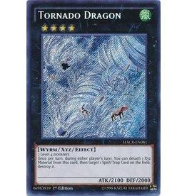 Konami Tornado Dragon - MACR-EN081 - Secret Rare