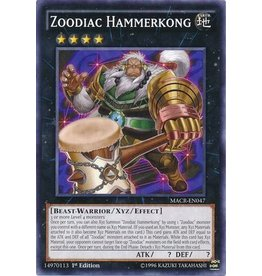 Konami Zoodiac Hammerkong - MACR-EN047 - Common
