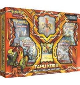Pokemon Pokemon - Tapu Koko Figure Collection