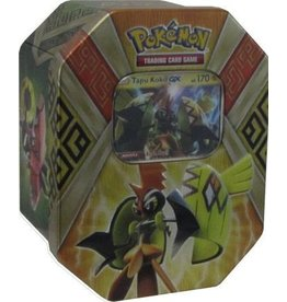 Pokemon Guardians Rising Tins - Tapu Koko