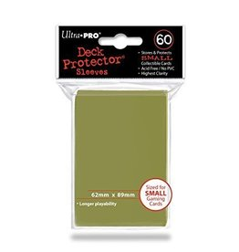 Ultra Pro Ultra Pro - Card Protector Small - Gold