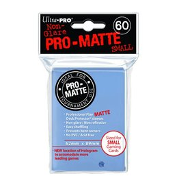 Ultra Pro Ultra Pro - Card Protector Small - Matte Clear