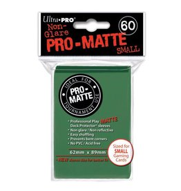 Ultra Pro Ultra Pro - Card Protector Small - Matte Green