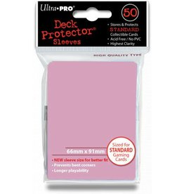 Ultra Pro Ultra Pro - Card Protector Standard - Pink