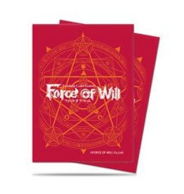 Ultra Pro Ultra Pro - FOW Card Protector - Red Card Back