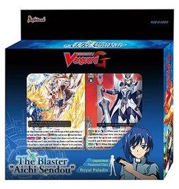 "Bushiroad The Blaster ""Aichi Sendou"" - Legend Deck 03 - VGE-G-LD03"