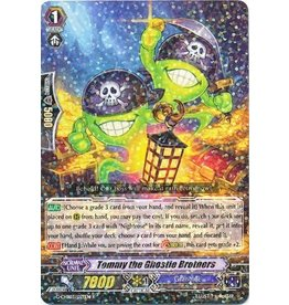 Bushiroad Tommy the Ghostie Brothers - G-CHB03 - R