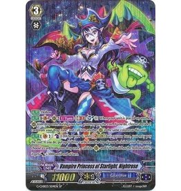 Bushiroad Vampire Princess of Starlight, Nightrose - G-CHB03/006 - SP