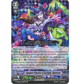 Vampire Princess of Starlight, Nightrose - G-CHB03/006 - RLR