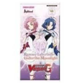 Bushiroad Vanguard - G-CHB03 -  Rummy Labyrinth Under The Moonlight Booster Pack