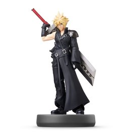 Nintendo Nintendo - Amiibo - Cloud (Player 2)
