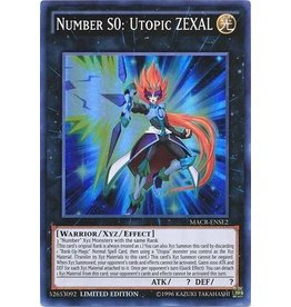 Konami Number S0: Utopic ZEXAL - MACR-ENSE2 - Super Rare