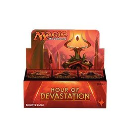 Wizards of The Coast Magic the Gathering - Hours of Devastation - Booster Box