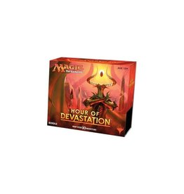 Wizards of The Coast Magic the Gathering - Hours of Devastation - Bundle