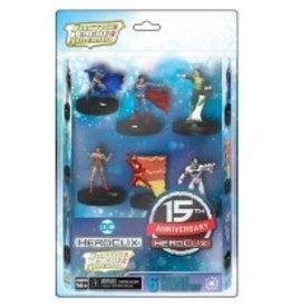 WizK!ds Heroclix - DC 15th Anniversary Elseworlds JLA Starter Set