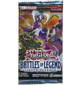 Konami YUGIOH - Battles of Legend - Booster Pack