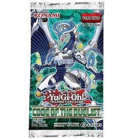 Konami YUGIOH - Code of the Duelist - Booster Pack