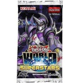 Konami YUGIOH - World Superstar - Booster Pack