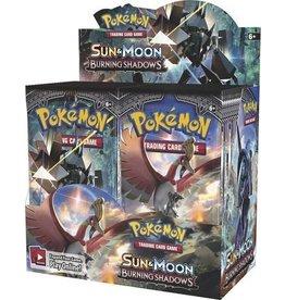 Pokemon Pokemon Sun & Moon - Burning Shadows - Booster Box
