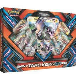 Pokemon Pokemon - Shiny Tapu Koko GX Box