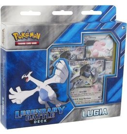 Pokemon Pokemon - Legendary Battle Decks - Lugia